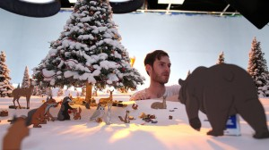 Today we love: John Lewis 'The Bear & The Hare' – The Making Of