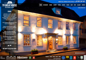Spring launches Great House website