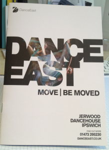 Be Moved by Dance East