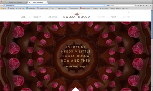 Booja-Booja's delicious website launches