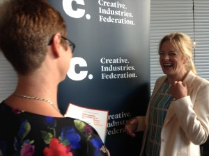 Spring at Creative Industries Federation's East Anglia launch
