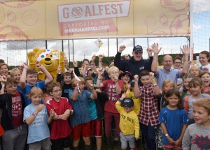 CarFest features Mark Harrod's GoalFest