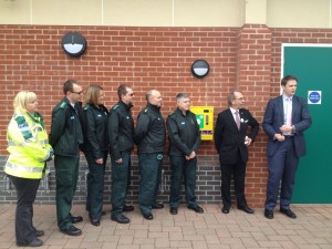 Every Second Counts defib campaign is an award winner