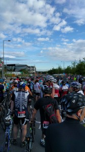 100 miles for Cancer Research