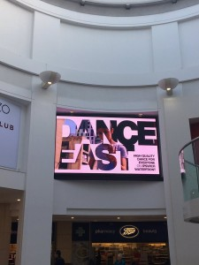 DanceEast leaps onto Buttermarket screens
