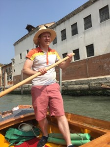 Just an oar-dinary trip to Venice