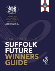 Supporting the Queen's Awards for Enterprise in Suffolk