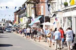 The British High Street – dead or simply resting?